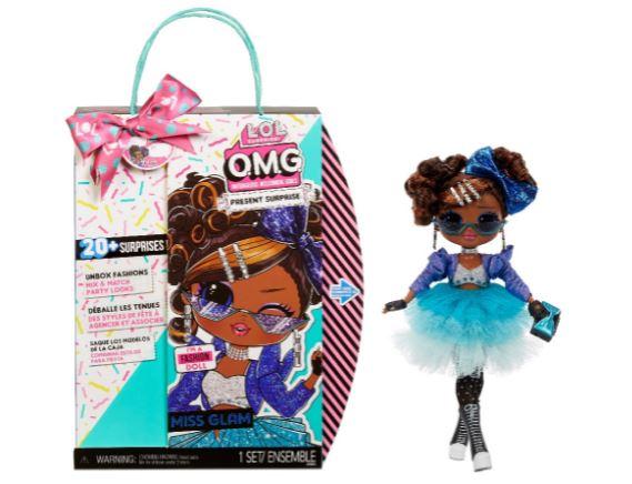 L.O.L. Surprise! Velká narozeninová panenka - Miss Glam