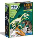 Clementoni SCIENCE Vykopávky - Velociraptor