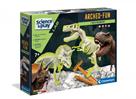Clementoni SCIENCE Vykopávky - T-Rex + Triceraptos