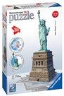 Puzzle 3D Socha Svobody, 108 dílků