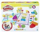 Play-Doh Textury a Nástroje