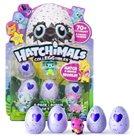 Hatchimals sběratelská zvířátka ve vajíčku čtyřbalení s bonusem S2, mix