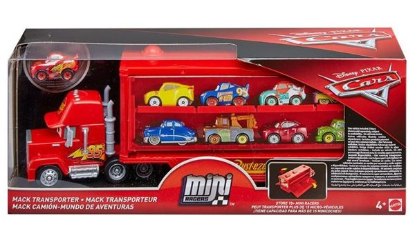 Mini Transportér, Cars 3