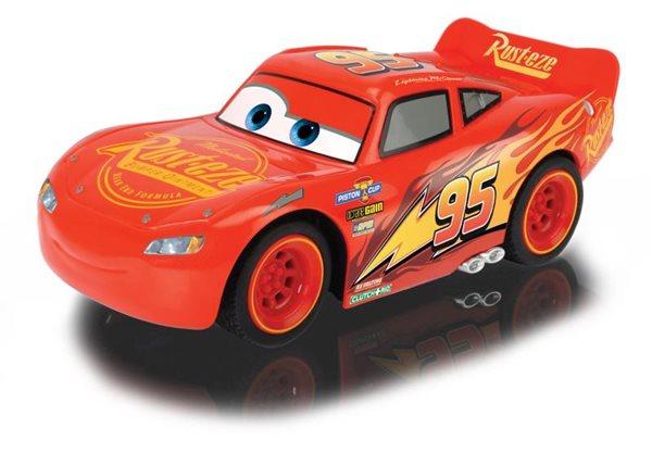 RC Cars 3 Turbo Racer Blesk McQueen