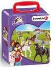Sběratelský kufřík Schleich - koně