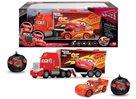 RC Cars 3 Turbo Mack Truck 46 cm, 3 kanály + Blesk McQueen 1:24, 2 kanály