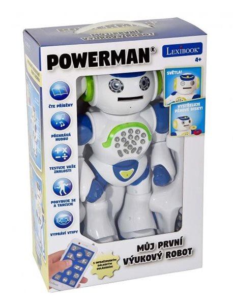 Robot na ovládání CZ