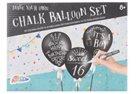 Křídy na balónky, sada
