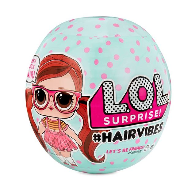 L.O.L. Surprise česatice, PDQ