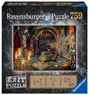 Exit Puzzle: Upírův hrad 759 dílků