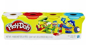 Play-Doh Balení 4 kelímků, mix barev