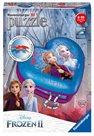 Puzzle - Srdce Frozen 2, 54 dílků