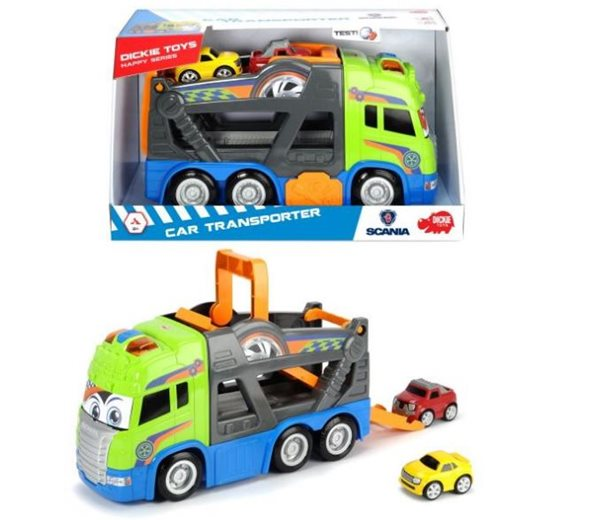 Auto Happy transportér 42 cm, Sleva 20%