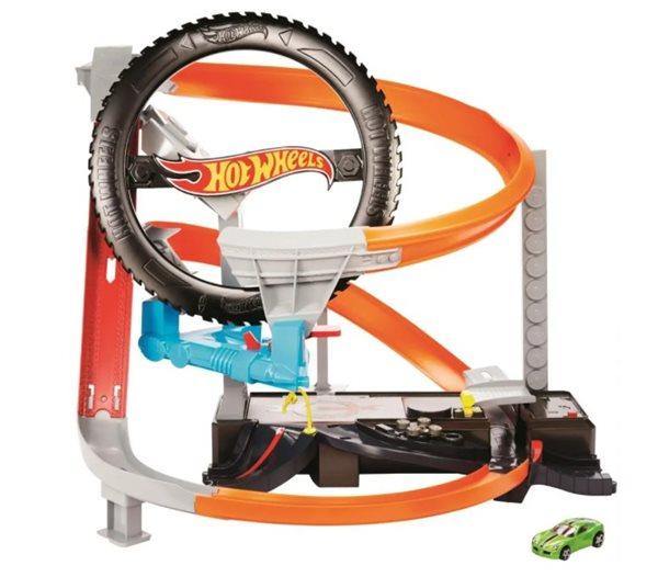 Hot Wheels Motorizovaný set, Sleva 7%