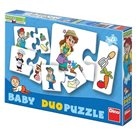 Profese - Baby puzzle