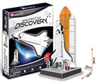 Puzzle 3D Raketa Discovery