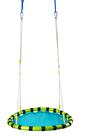 Skládací houpací kruh, modrý průměr 103 cm, nosnost 80 kg
