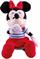 Minnie Kiss Kiss plyšová 30cm na baterie se zvukem