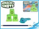 Whacky Shots 9,5 cm s doplňky - mix - 3 druhy a 4 barvy na kartě