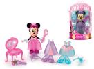 Minnie figurka kloubová 14cm s módními doplňky - 3 motivy