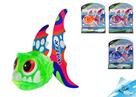 Mořská ryba 13cm na baterie se světlem 4 motivy