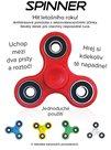 Extreme Spinner 7,6 cm, mix barev