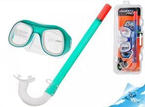 Potápěčská sada 7-14let, brýle + šnorchl, mix barev