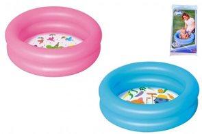 Bazén 61x15cm 2komory 21L, mix barev