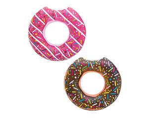 Kruh donut nafukovací 107 cm, mix