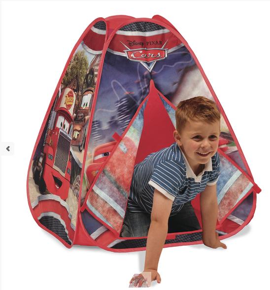 Dětský stan - Cars