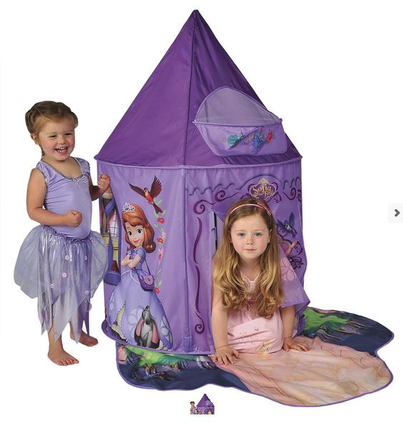 Dětský stan - Sofie I. včetně podložky