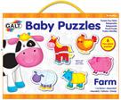 Puzzle pro nejmenší – zvířátka na farmě (12,5×15cm)