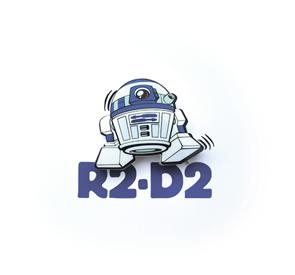 3D Mini světlo EP7 - Star Wars R2-D2
