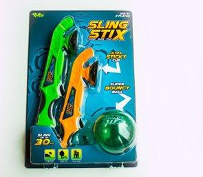Sling Stix - herní sada pro 2 hráče