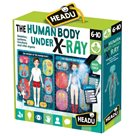 Lidské tělo pod rentgenem