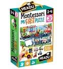 Montessori - Moje první puzzle – Město