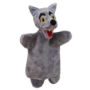 Maňásek Vlk 30 cm