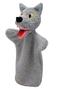 Maňásek Vlk 32 cm