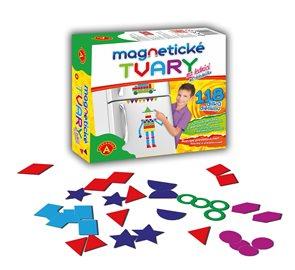 Magnetické tvary, 118 dílků