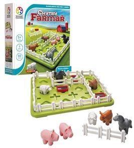 Chytrý farmář - SMART hra