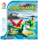 Dinosauři - Tajemné ostrovy - SMART hra