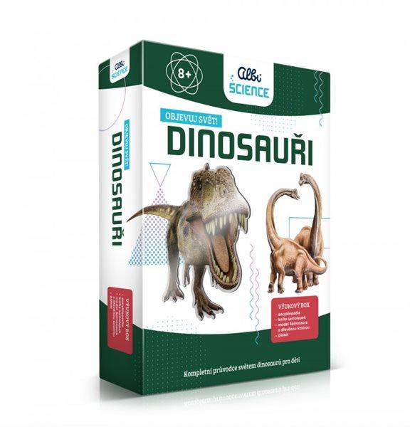 Dinosauři - Objevuj svět!
