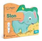Kouzelné čtení - Minikniha - Slon