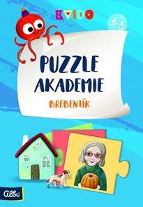 Kvído - Puzzle akademie - brebentík