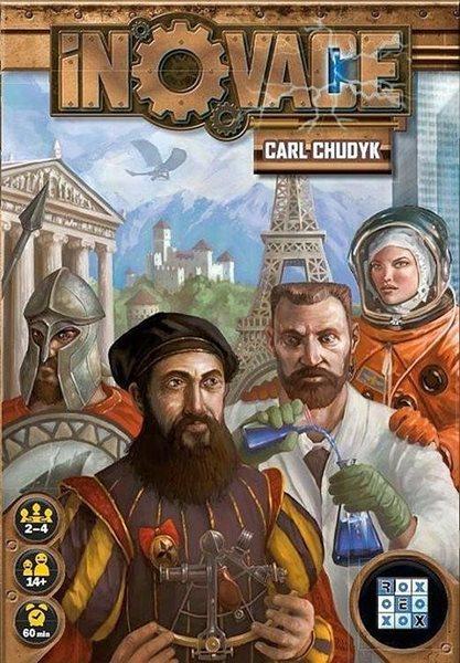 Inovace - Strategická karetní hra