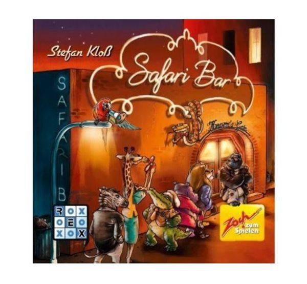 Safari bar - karetní hra