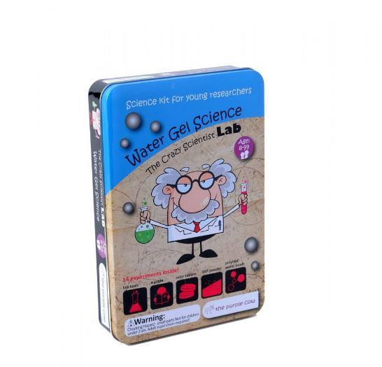 Bláznivá vědecká laboratoř - Vodní gelová věda - triky
