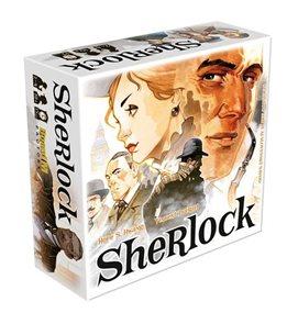 Sherlock - detektivní hra