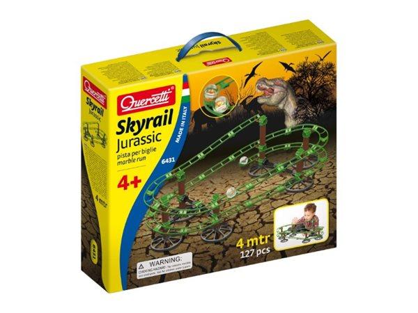 Quercetti stavebnice Skyrail Jurassic