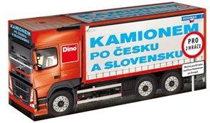 Kamionem po Česku a Slovensku společenská hra